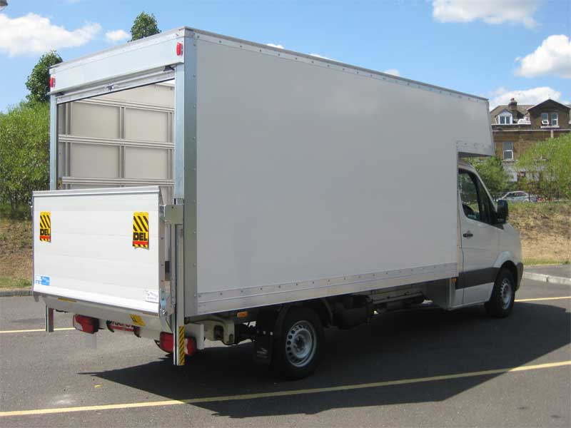 Cheap Luton Van Hire