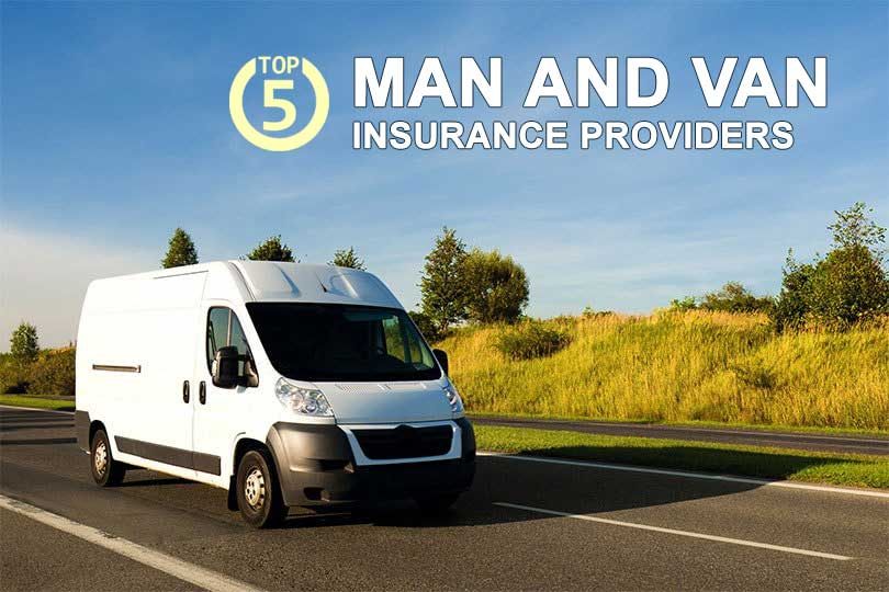 Top 5 Man And Van Insurance Providers For Business Start Ups