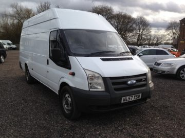 2007 Ford Transit Van - Tradesman Insurance