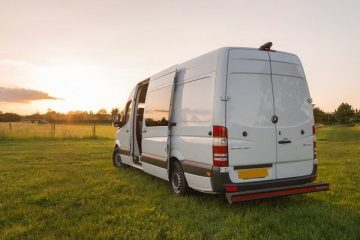 Mercedez Van For Camper Van Insurance