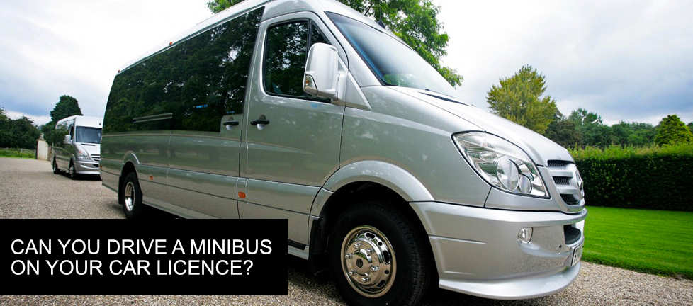 Can I Drive A Minibus On A Car Licence? Category B, B1, D, D1 Explained