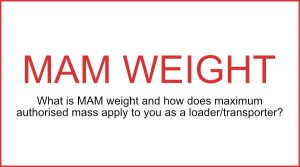 MAM Weight | Maximum Authorised Mass Explained