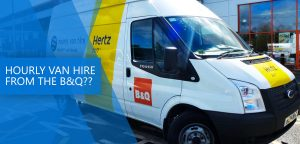 Read more about the article Can You Hire A Van From The B&Q? Yes, But Here's Why You Probably Shouldn't