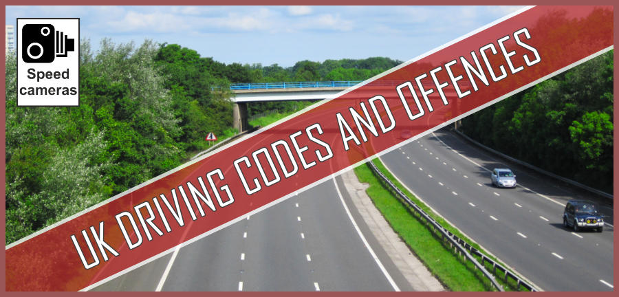 You are currently viewing Full List Of UK Driving Offences, Conviction Codes, Endorsements & Penalty Points
